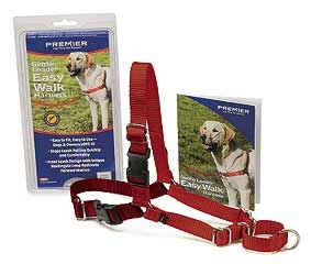 Easy Walk Harness Large Red