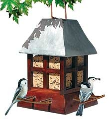 Paul Revere Bird Feeder