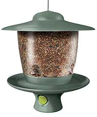 Garden Song Height-adjust Bird Feeder