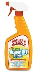 Nature's Miracle Orange-oxy Power 24oz.