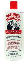 Nature's Miracle Just For Cats Qt