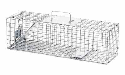Pro Cage Trap 24x7x7