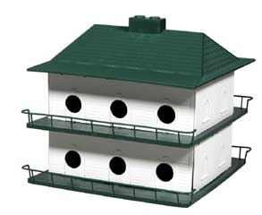 Heath 12 Room Purple Martin House
