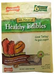 Healthy Edibles Chicken/beef Bone 6pc Regular