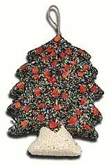 Christmas Tree Seed Wreath