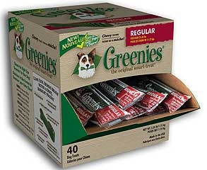 Greenies Dog Treat Regular