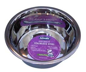 Agway Standard Feeding Dog Dish 2qt