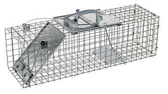 Havahart Easy Set Cage Trap Small