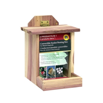 Heath Comb Feeder Nest Box