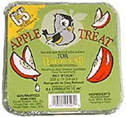 Apple Treat Suet 11oz