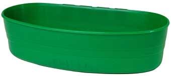 Pet Lodge Cage Cup Green 1qt