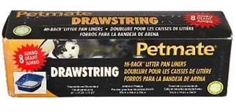 Petmate Hi Back Liners 8ct Jumbo