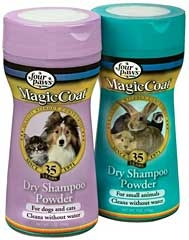 Magic Coat Dry Shampoo Powder For Dogs And Cats