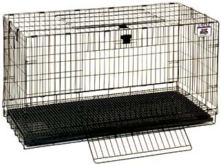 Wire Popup Rabbit Cage 37in