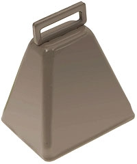 Long Distance Cow Bell 10ld 2 13/16
