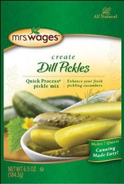 Mrs. Wages Dill Pickles Mix 6.5oz