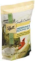 Ball Preserving And Pickling Salt 32 Oz