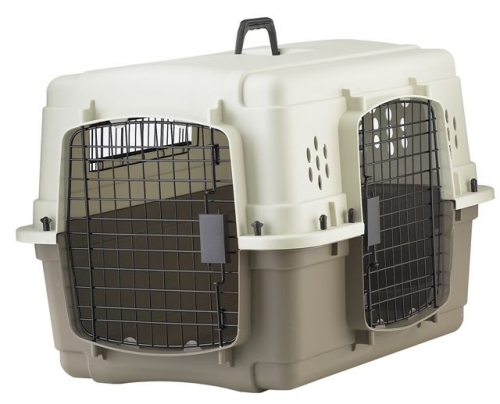 Pet Lodge Double Door Pet Crate Small