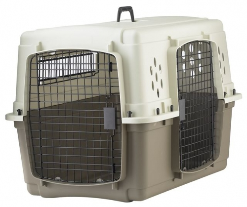 Pet Lodge Double Door Pet Crate Large