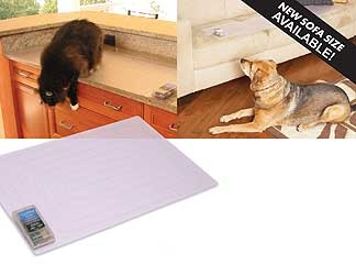 Petsafe Scat Mat Automatic Indoor Pet Training 48in X 20in