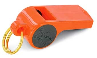Sportdog Roy Gonia Special Whistle Orange