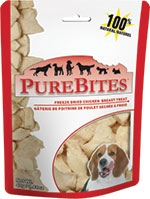 Purebites Chicken Breast Dog Treat 1.4oz