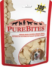 Purebites Chicken Breast Dog Treat 3oz