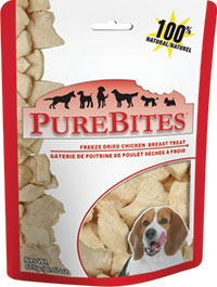 Purebites Chicken Breast Dog Treat 6.2oz