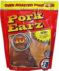 Range Rider Pork Earz 10ct