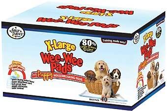 Wee-wee Pads Xlarge