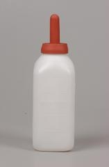 Calf Bottle With Snap-on Nipple 2 Qt