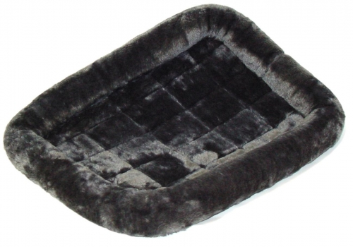 Quiet Time Pet Bed Pearl Grey 18 X 12