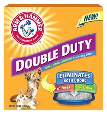 Arm & Hammer Double Duty Litter 14lb
