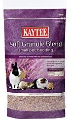 Kaytee Soft Granule Blend Lavender Scented Bedding 10l
