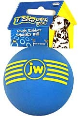 Isqueak Ball Dog Toy Medium