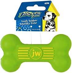 Isqueak Bone Dog Toy Small