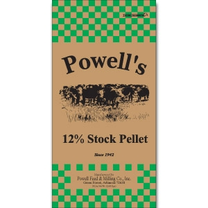 Powell's 12% Stock Pellet