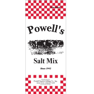 Powell's 20% Salt mix w/CTC