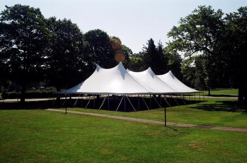 60' x 100' Century Pole Tent