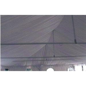 Tent Liner, 20' x 20' Fiesta Frame