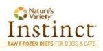 Nature's Variety Instinct Raw Pet Food