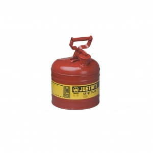 Justrite 2G/7.5L Type I Safe Can Red