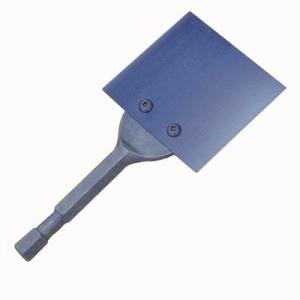 EDCO BS-6S, Scraper blades, 6