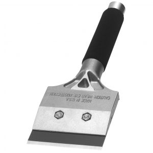 """Warner Mfg. 12"""" Floor Scraper, 4"""" Blade"""