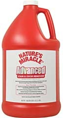 Nature's Miracle Advanced Stain & Odor Remover 1gal
