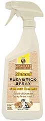 Natural Chemistry Natural Flea & Tick Spray For Pet & Home