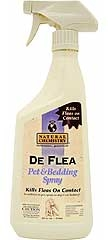Natural Chemistry De Flea Pet & Bedding Spray For Cats 24oz