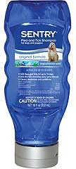 Sentry Tropical Breeze Flea & Tick Shampoo For Dogs And Puppies
