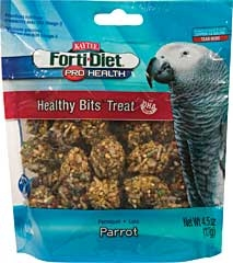 Kaytee Forti-diet Pro Healthy Bits Parrot Treat 4.5oz