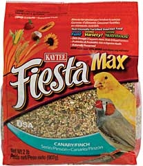 Kaytee Fiesta Max Canary/finch Food 2lb